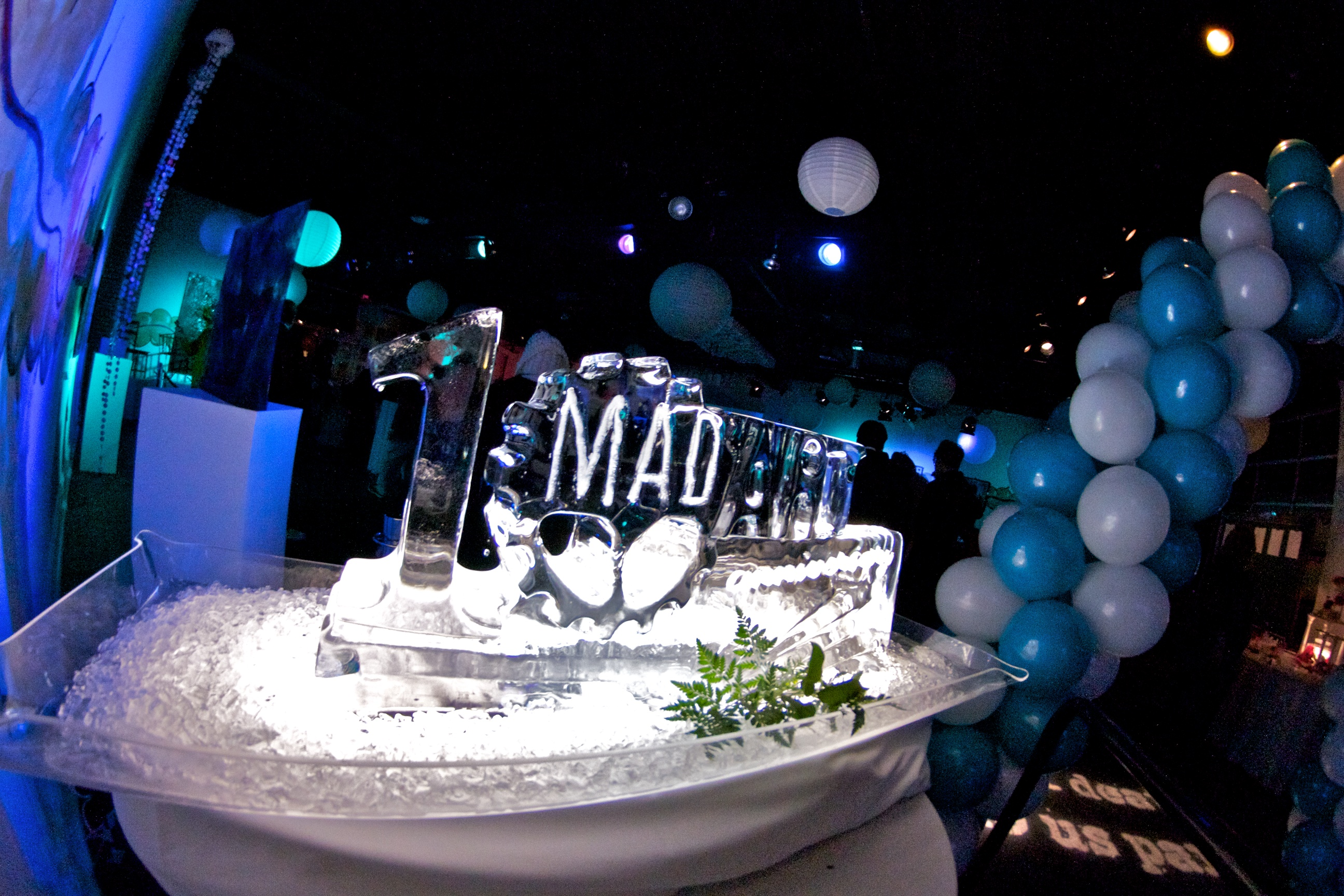 Photos From Mad Art's 10th Anniversary 'Wedding' Party