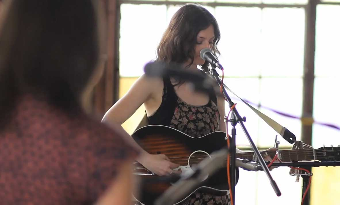 Cassie Morgan & the Lonely Pine: These Years (via Lovedrunk and Hear Nebraska)