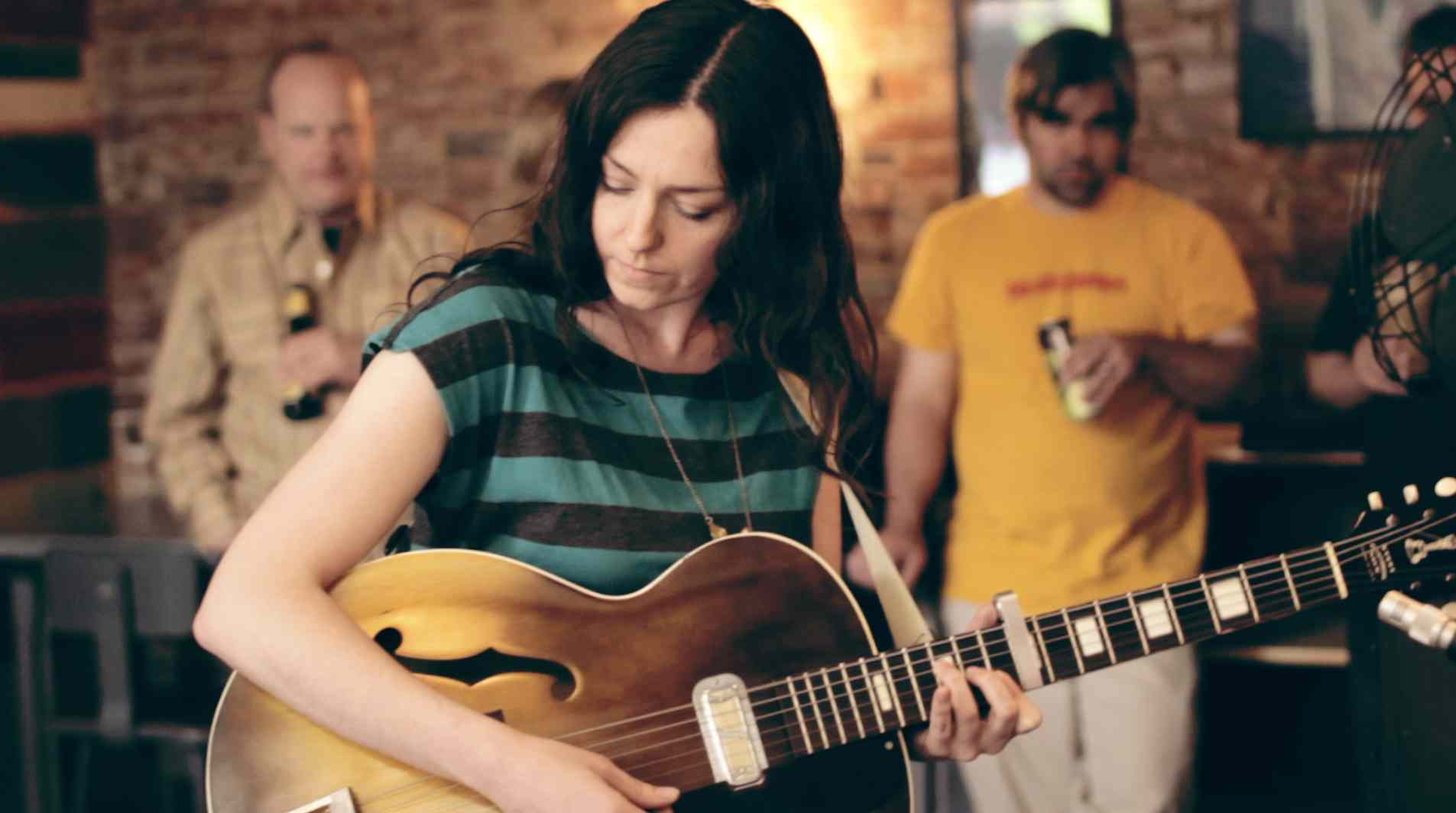 """Cassie Morgan and the Lonely Pine """"Wake Up"""" (Lo-Fi Cherokee)"""