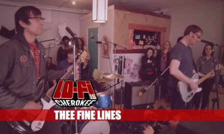 "Thee Fine Lines – ""Too Much of You"" and ""Staying the…"