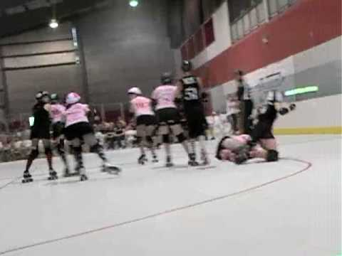 Arch Rival Roller Girls