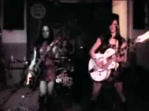 The Gore Gore Girls performing at the Wayout Club, St. Louis 2005