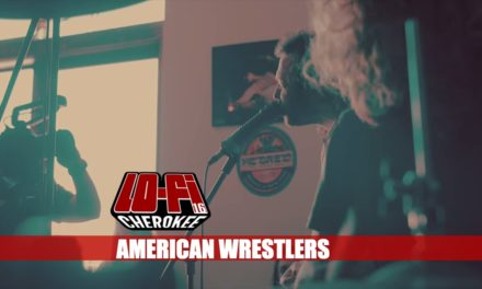 "American Wrestlers – ""Vote Thatcher"""